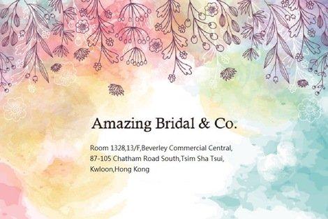 晚裝裙 Amazing Bridal & Co.