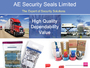 AE Security Seals Limited